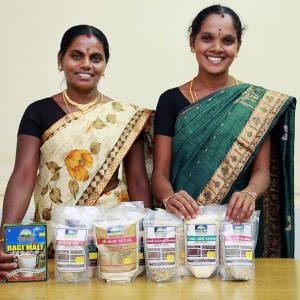 From Kolli Hills to Italy, two women win hearts with 'Murukku'