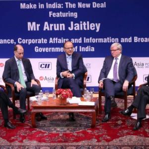 Global economy grim, it's hurting India's exports: Jaitley