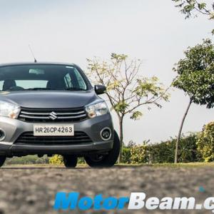 Celerio diesel: An affordable car with good mileage