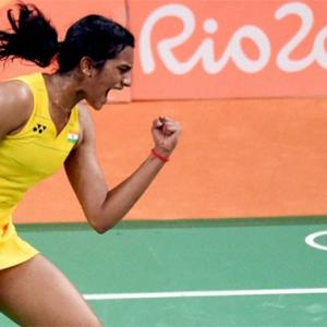 Brands court a new icon: Sindhu!