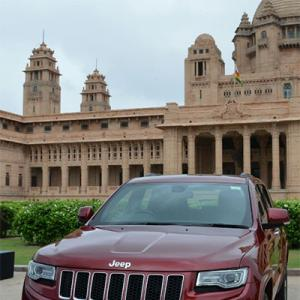 Jeep Grand Cherokee launched in India from Rs 93.64 lakh
