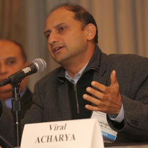 Viral Acharya's remedies for the Indian economy