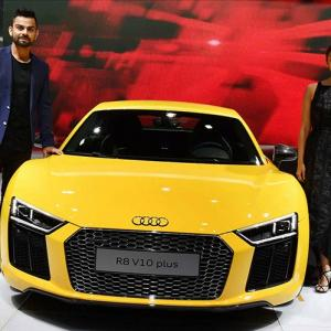 Auto Expo Day 1: Metals stole the march over Bollywood and cricketers