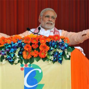 Modi calls for value-addition to create jobs