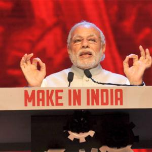 Modi@Make In India: No time for incremental change. We want a quantum jump