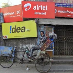The sinking story of telecom companies in India