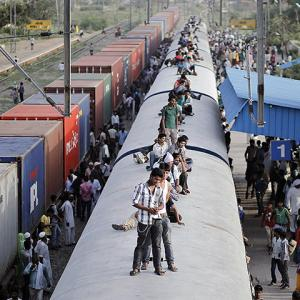 'Railways have a 5x multiplier effect on the economy'