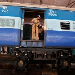 How the Railways plan to revive freight business