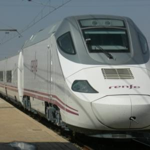 Get ready for Talgo's high-speed trains!