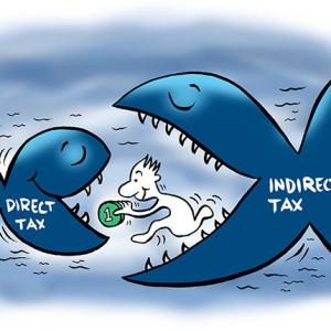 Tax sops for small I-T payers, hike in super-rich surcharge