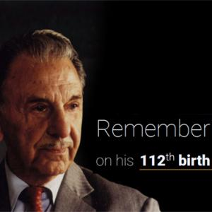 Tribute to JRD Tata, an iconic businessman