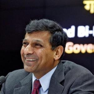 No comment on 2nd term, cruel to spoil the fun the press is having: Rajan