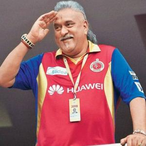 I did not flee from India: Mallya