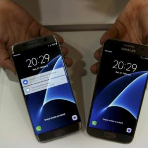 Samsung versus Apple: The battle for supremacy continues