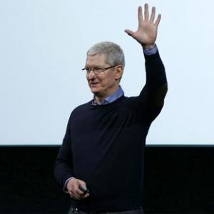 Apple's Cook to visit India this week, to meet Modi