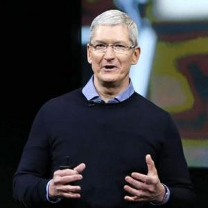 Tim Cook to tap Indian software talent during maiden visit