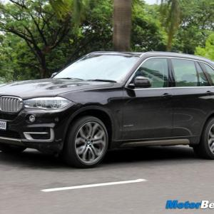 BMW X5 is a worthy competitor to all time best selling Audi Q7