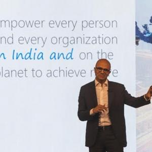 India can become the entrepreneurial engine for the planet: Nadella