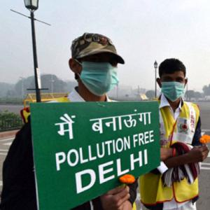 Delhi is the world's most polluted megacity!