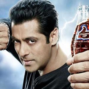 Coca Cola drops Salman Khan as brand ambassador for Thums Up