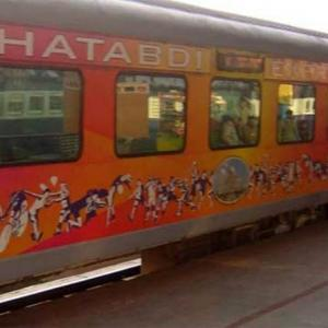 Meal prices on Rajdhani, Shatabdi, Duronto hiked