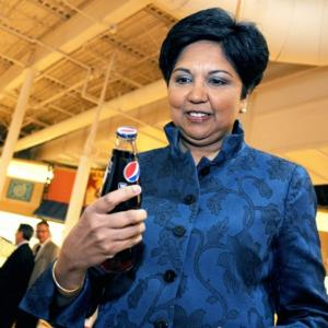 Indra Nooyi to step down as PepsiCo CEO in October
