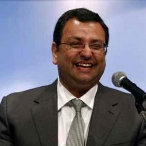 Cyrus Mistry's mantra for success