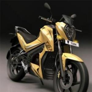 India to get its first electric motorcycle by 2017