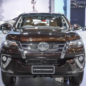 2016 Toyota Fortuner to be in India by end-Nov