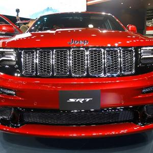 Jeep Grand Cherokee SRT: The sophisticated SUV