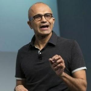Nadella on how Microsoft plans to transform the world