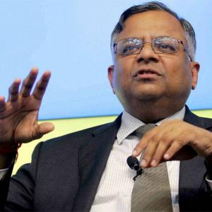 Tatas will lead, not follow: Chandrasekaran