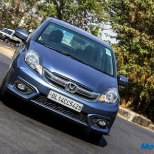 Honda Amaze excels in comfort and practicality