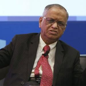 Why Narayana Murthy is angry with Infosys