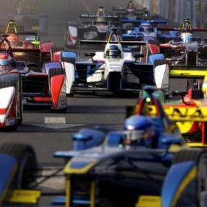 Formula-E to power Mahindra's electric car dream