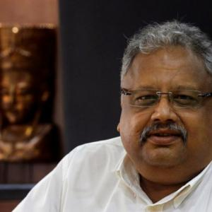 Peek into the stocks that Jhunjhunwala is invested in