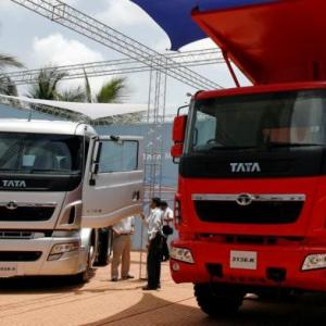 Commercial vehicle sales seen growing 7-9% this year