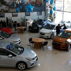 Auto industry seeks stimulus package for survival