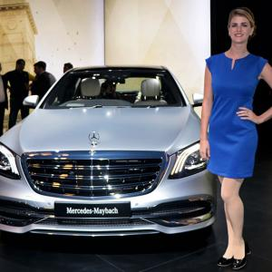The stunning Mercedes-Maybach S 650 @ Rs 1.94 crore!