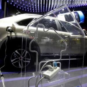 Chinese EV manufacturer BYD to 'Make in India'