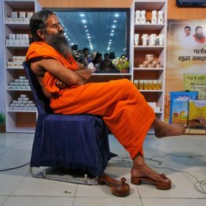 Haryana govt helped Patanjali to buy lands illegally