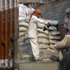 Cement, refinery push core sector growth to 6.7% in Jan