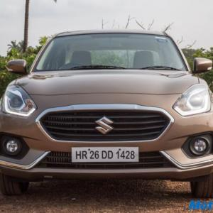 The new Maruti Dzire is safer than ever
