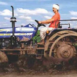 M&M sets aggressive goals for farm equipment business