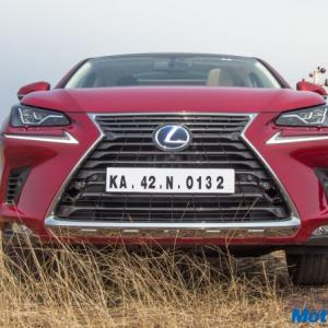 Lexus NX300h does not offer bang for the buck