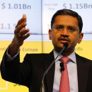 TCS 1st co to close trading session with over Rs 7 lakh cr m-cap