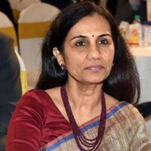 Is ICICI's Chanda Kochhar on her way out?