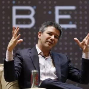 Uber founder keen to fund innovative start-ups in India, China