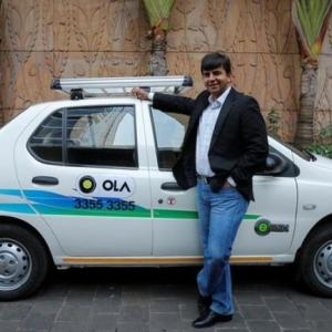 Hyundai, Kia to invest $300 mn in Ola for EVs