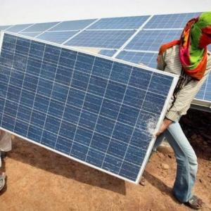 Will solar energy power Modi's dream of 'electricity for all'?